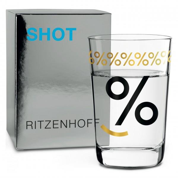 Ritzenhoff SHOT Schnapsglas van Ommen