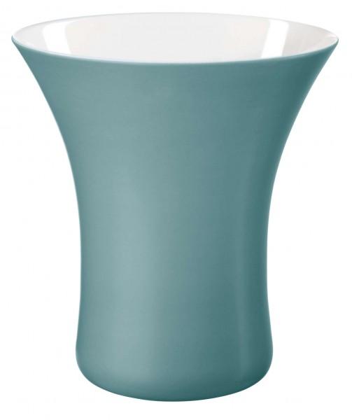 """ASA Vase """"Vaso"""" türkis, H 17cm"""