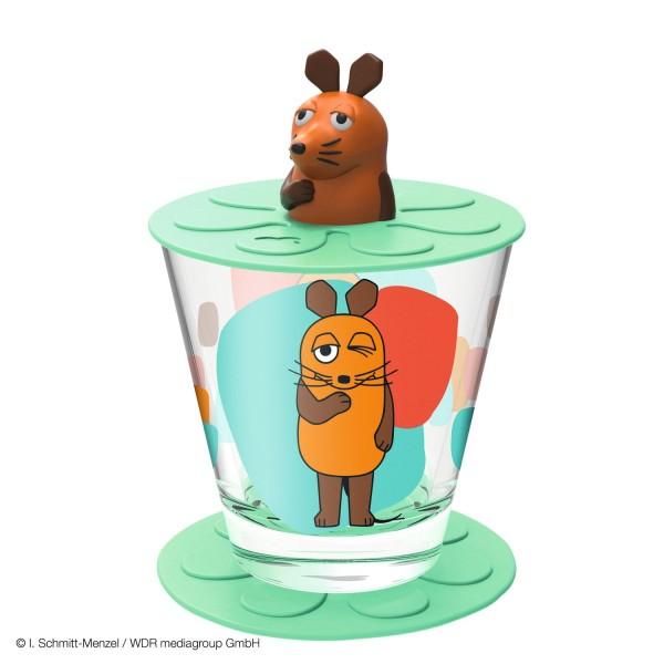 "Leonardo Bambini 3tlg. Kindertrinkset 215ml ""die Maus"""