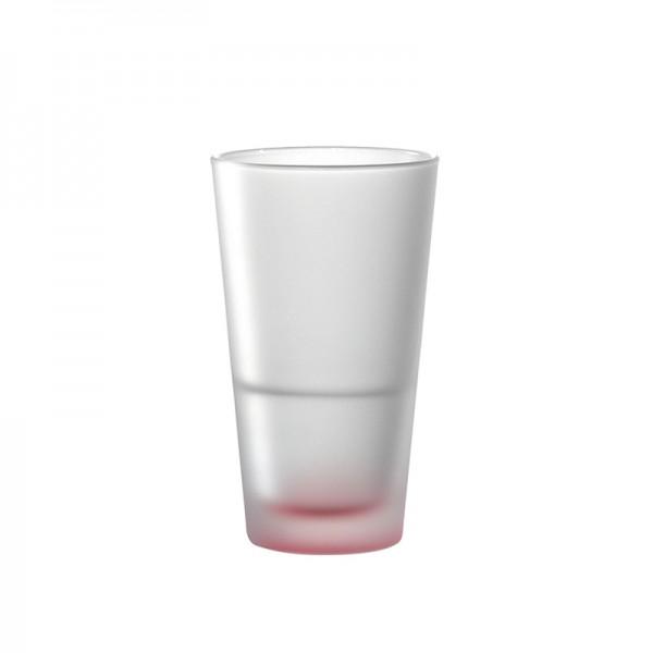 """Leonardo Trinkglas """"Arona"""" matt rosa 330ml"""