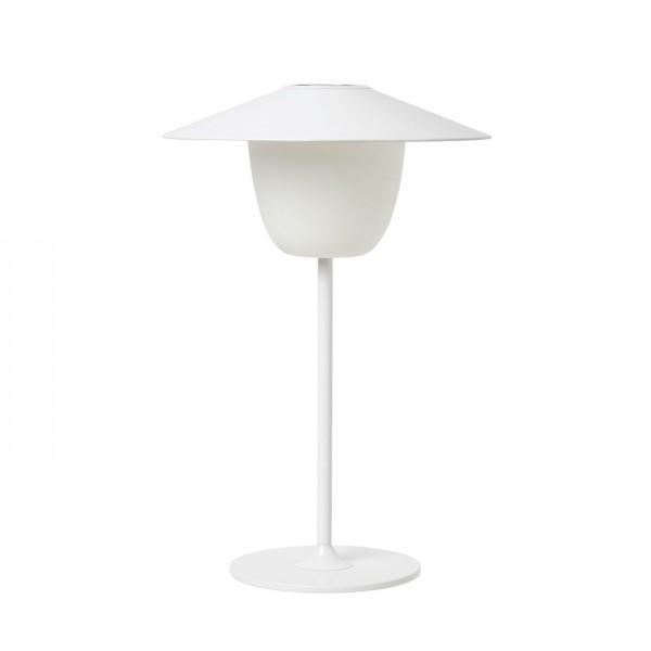 Blomus Mobile LED-Leuchte ANI LAMP weiß