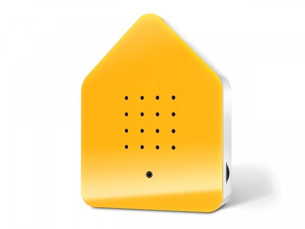 """Zwitscherboxen """"Classic"""" gelb"""