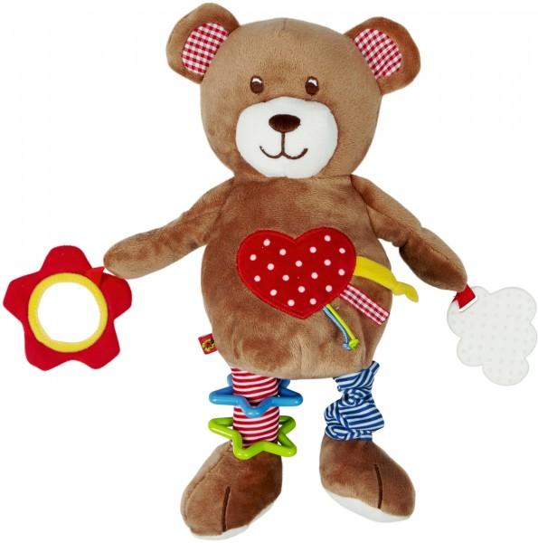 Babyglück Activity-Teddy Kuschelbär