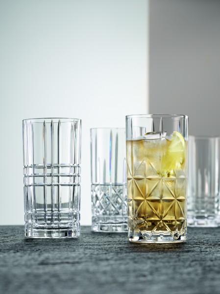 Nachtmann Longdrinkglas 4-tlg. Set