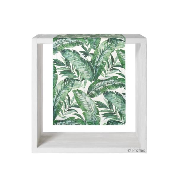 Proflax Tischläufer Plant 50x140cm