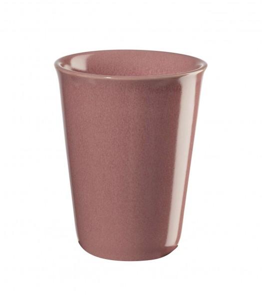 """ASA Cappuccino Becher """"Coppetta"""" pink"""