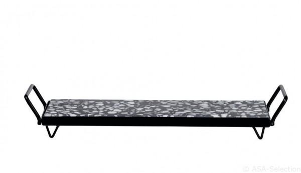 ASA Selection Platte Terrazzo 30 x 9cm