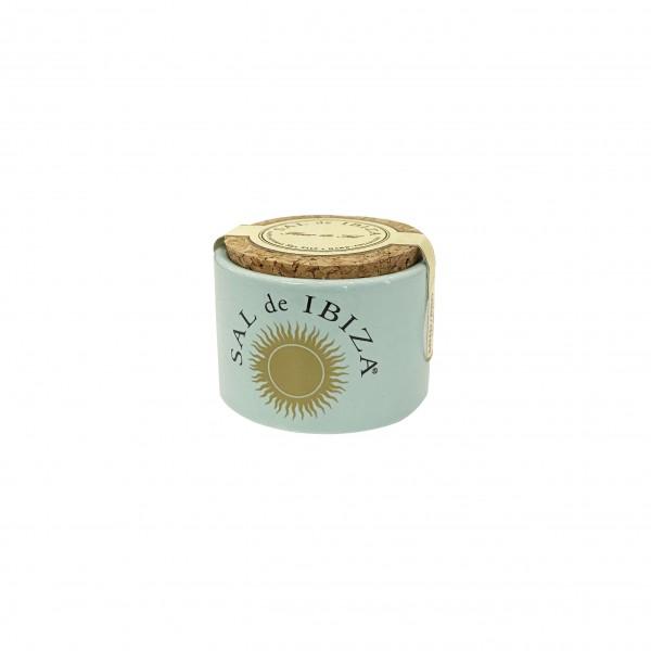 Sal de Ibiza Fleur de Sel im Keramiktopf Mini 28g