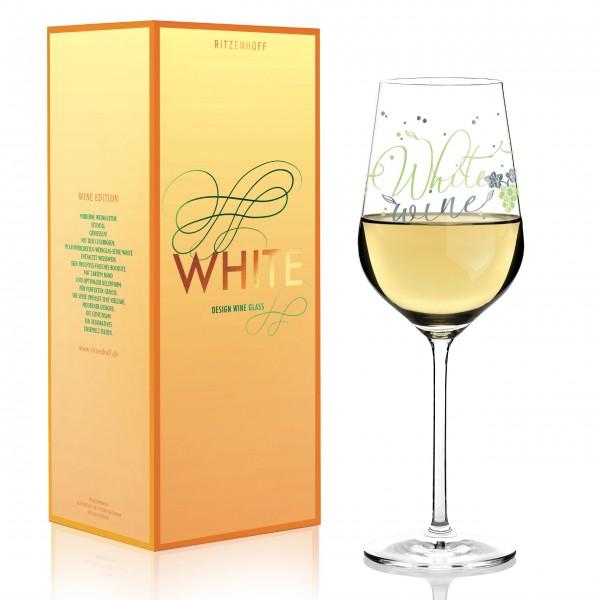 Ritzenhoff White Weißweinglas Stockebrand