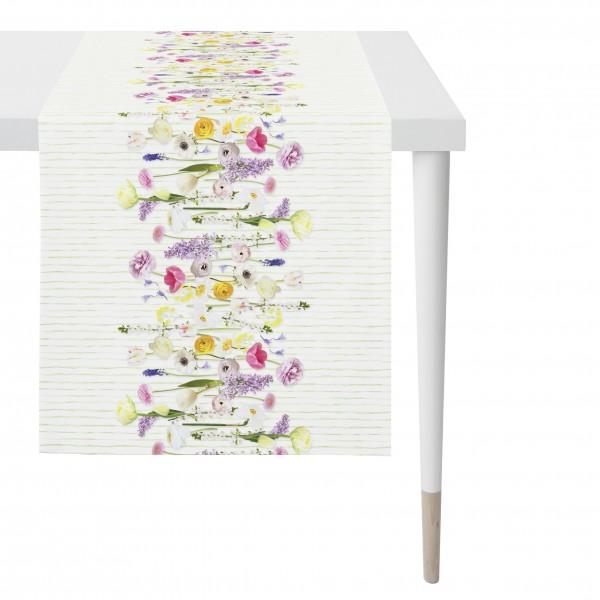 Tischläufer Frühlingsblume 45x135cm
