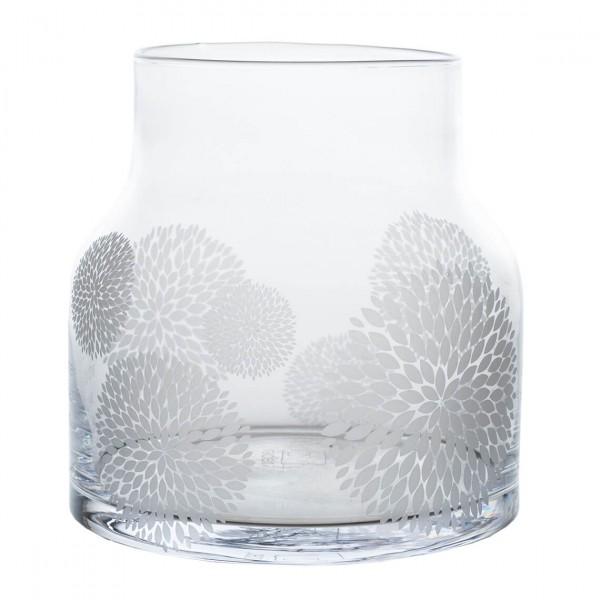 """Räder Glasvase """"Mut ist der Zauber, der Träume Wirklichkeit werden lässt"""""""