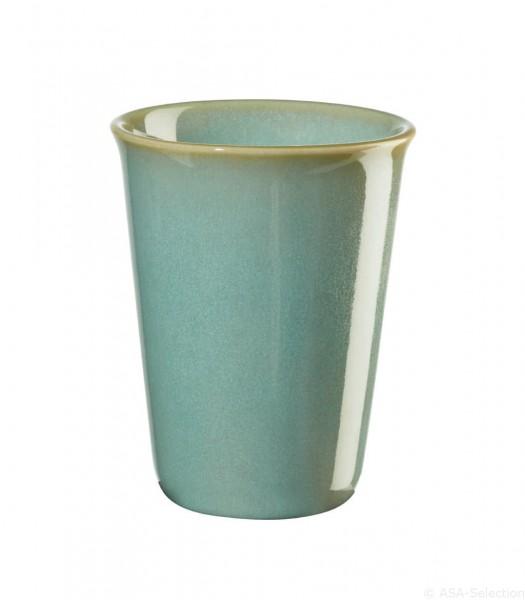 """ASA Cappuccino Becher """"Coppetta"""" grün"""