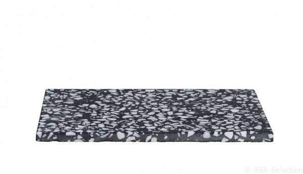 ASA Selection Platte Terrazzo 30 x 21 cm