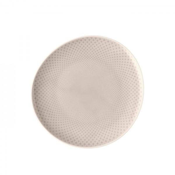 Rosenthal Junto Teller flach 22cm Soft Shell