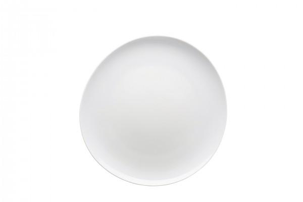 Rosenthal Junto Teller flach 27cm Weiß