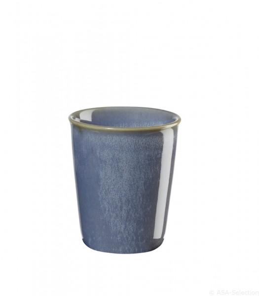 """ASA Espresso Becher """"Coppetta"""" blau"""
