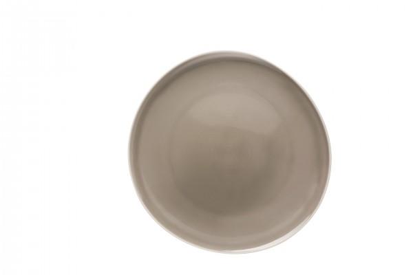 Rosenthal Junto Teller flach 27cm Pearl Grey