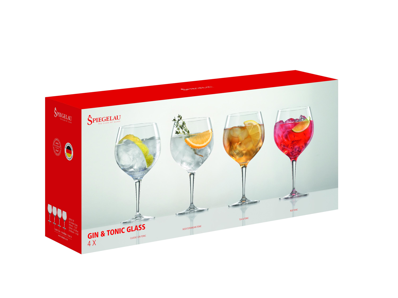 spiegelau gin tonic gl ser 4er set trinkglas tisch. Black Bedroom Furniture Sets. Home Design Ideas
