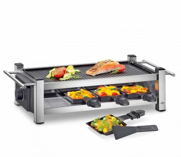 """Küchenprofi Raclette """"Taste"""" 4rer und 8er"""