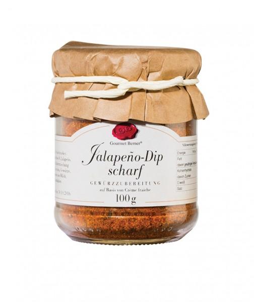 Gourmet Berner Jalapeno Dip (scharf)