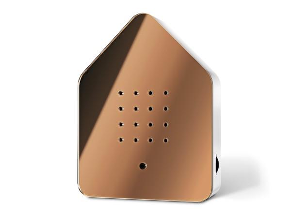 Zwitscherbox Limited Spiegel Kupfer