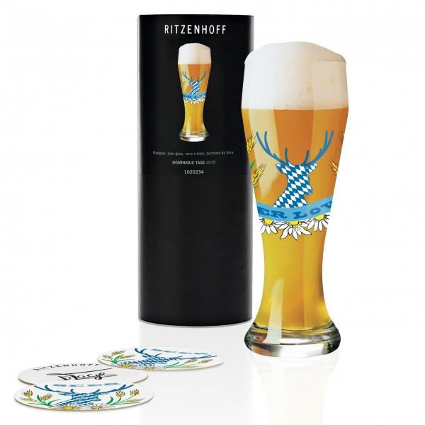 Ritzenhoff Weizen Weizenbierglas Tage (Beer Lover)