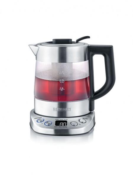 """SEVERIN Tee und Wasserkocher """"Easy Tea Select"""" 0,75l"""