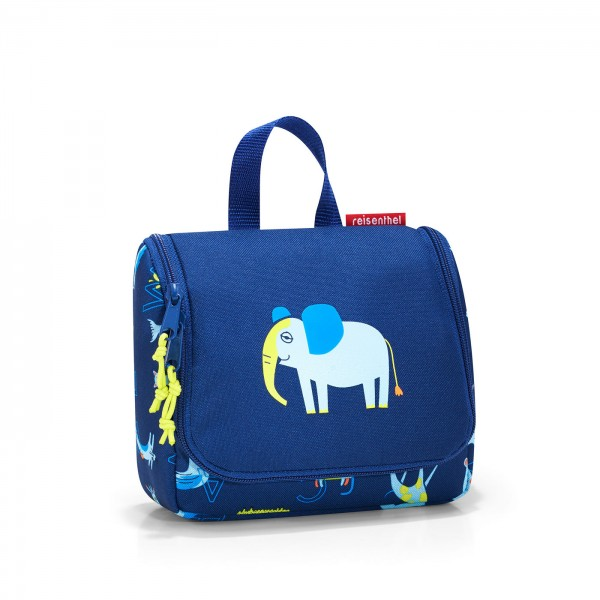 "Reisenthel Kulturtasche S kids ""abc friends"" blau"
