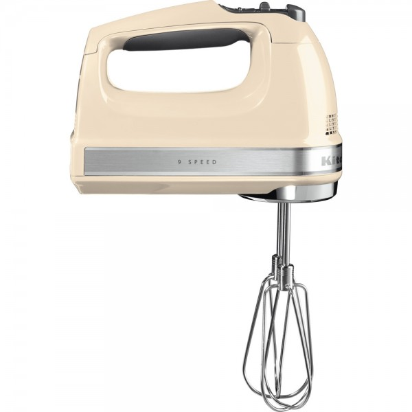KitchenAid Handmixer (Kabel) creme