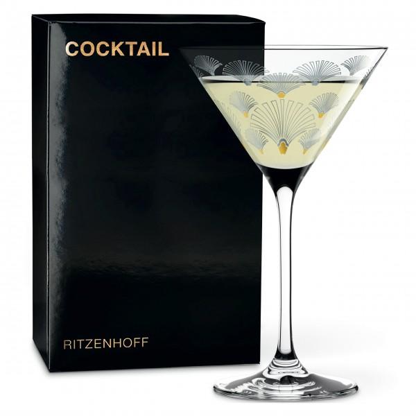 Ritzenhoff Cocktailglas Stockebrand (Artdeko)