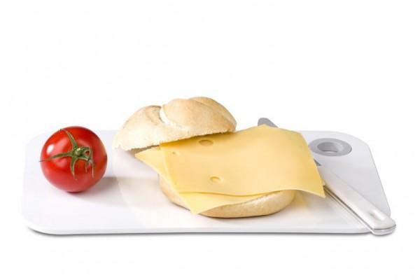 Mepal Frühstücksbrett weiß