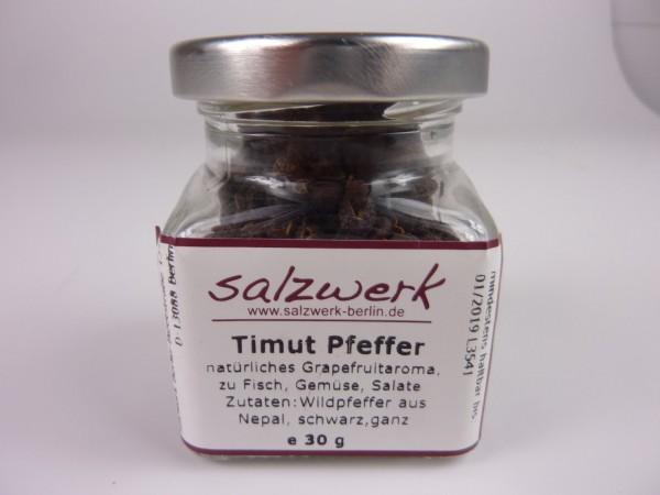 Salzwerk Berlin Timut Pfeffer 30g