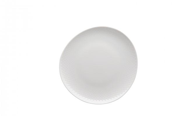 Rosenthal Junto Teller flach 22cm Weiß