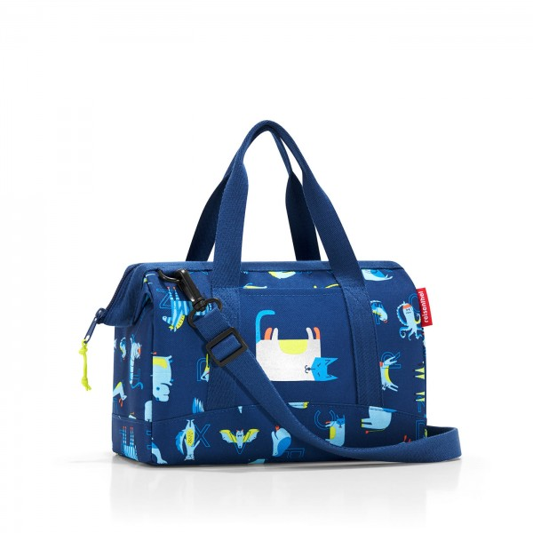 "Reisenthel allrounder XS kids ""abc friends"" blau"